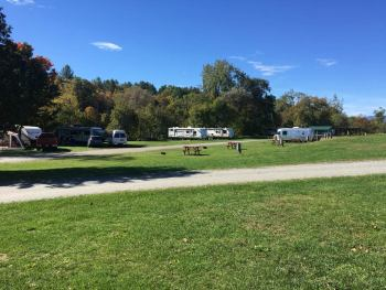 RV Camping Morrisville VT