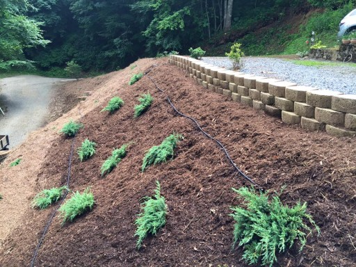 What is greenscaping?