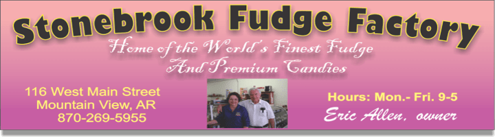 Stonebrook Fudge Factory