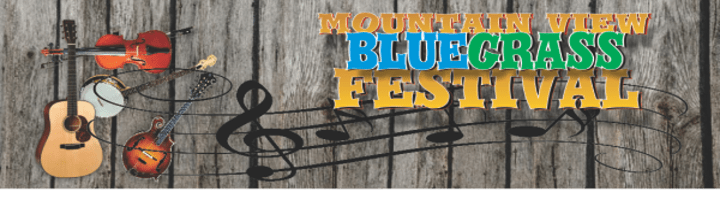 Mountain View Bluegrass Festival
