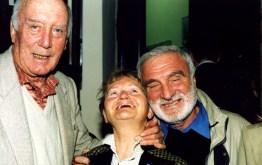 Rolly, Eugenia Buhl, Maestri