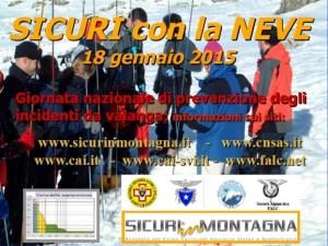SicuriconlaNeve-locandinaneve2015