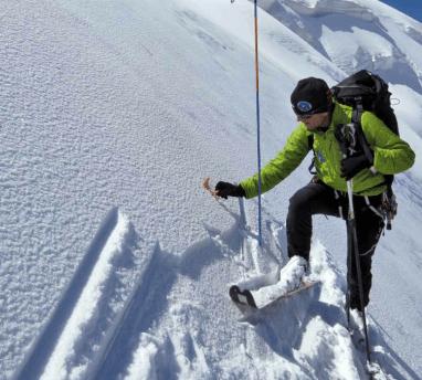 Analisi del manto nevoso (Aineva)