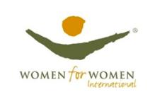 Women for Women logo