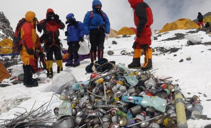 Everest immondizie