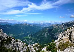 View_West_from_Monte_Cornetto