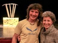 con Betta Gobbi