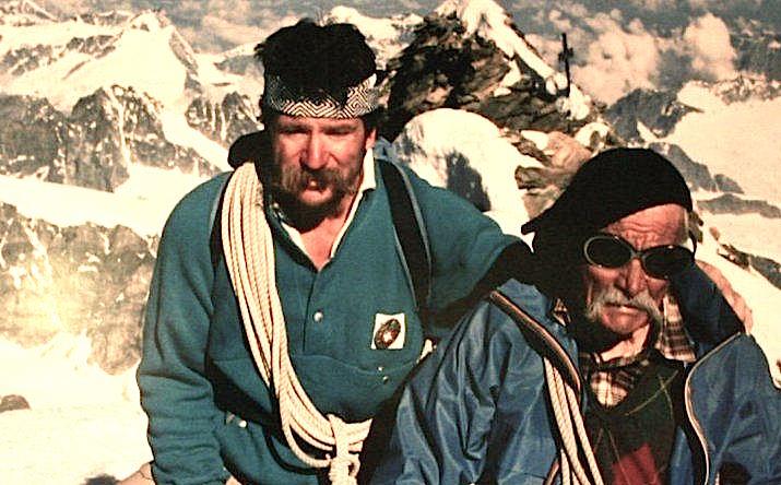 Matterhorn agrodolce. Diciassette guide lo raccontano