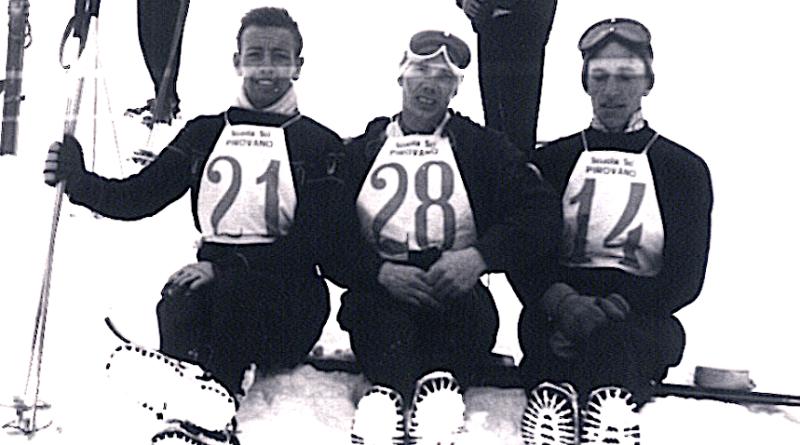 Lo sci non è tutto. Anche i nonni lo capirono