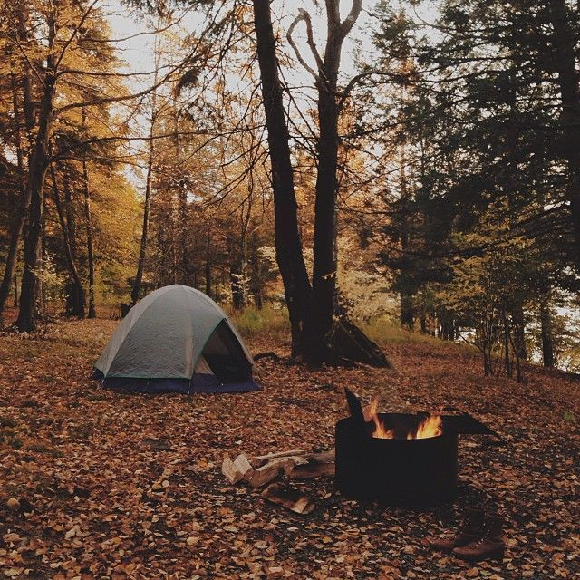 Cozy Fall Wallpaper Blog Fall Is The Best Time To Go Camping Mount Comfort