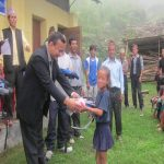 rajendra-nhisutu-and-himet-team-at-distribution-and-children-joy-150x150