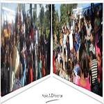 rajendra-nhisutu-is-with-children-during-distribution-in-nepal