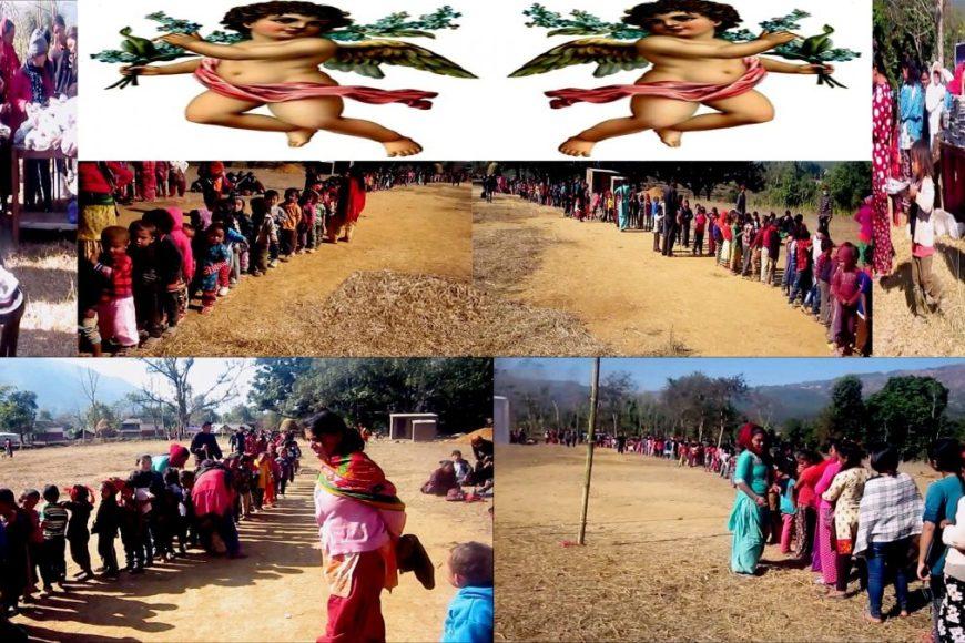 LET THE FORGOTTEN CHILDREN OF NEPAL GO SCHOOL