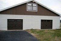 Carriage Doors - Stamped Steel - Mount Garage Doors ...