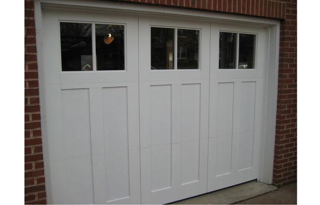 Carriage Doors  Wood  Mount Garage Doors  Westminster Maryland