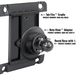 The RAM Roto-View Adapter Plate Makes Swiveling Simple