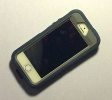 Otterbox Defender on an iPhone 5S