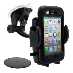 Arkon TravelMount with MegaGrip Cradle for the Apple iPhone SE