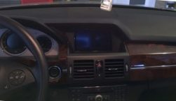 Mercedes-Benz GLK350 Interior