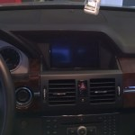 Phone, GPS and Tablet Mounts for a Mercedes-Benz GLK350
