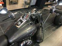 Harley-Davidson Fat Boy Cockpit
