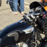 Triumph Motorcycle Mounts for Phones and GPS Devices