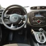 Phone, GPS and Tablet Mounts for a Kia Soul