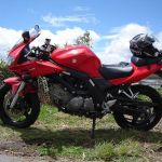 Phone and GPS Mounts for Suzuki SV650 Motorcycles