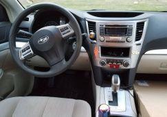 Subaru Outback Cockpit