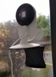 Window Shelf for Drop Cam or Nest Cam