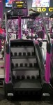 Mounting a Phone or Tablet on a Planet Fitness Stair Stepper