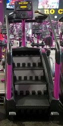 Planet Fitness stair stepper
