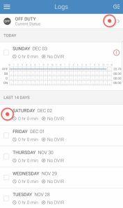KeepTruckin is an ELD app