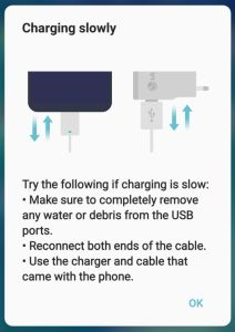 How to Fix the Dreaded Charging Slowly Warning on Android