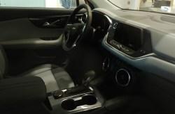 Chevy Blazer Interior