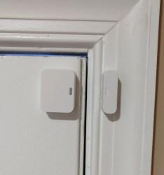 How to Mount SimplISafe Security Sensor