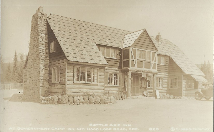 Battle Axe Inn, Government Camp, Oregon