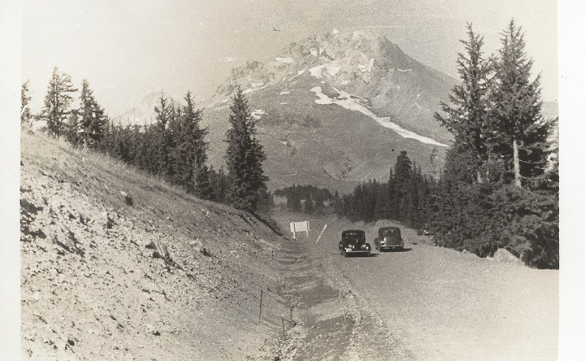 Timberline Summer circa 1940