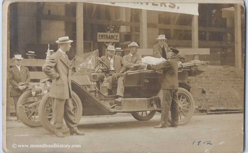 The First West Coast Trip by Automobile – 1912
