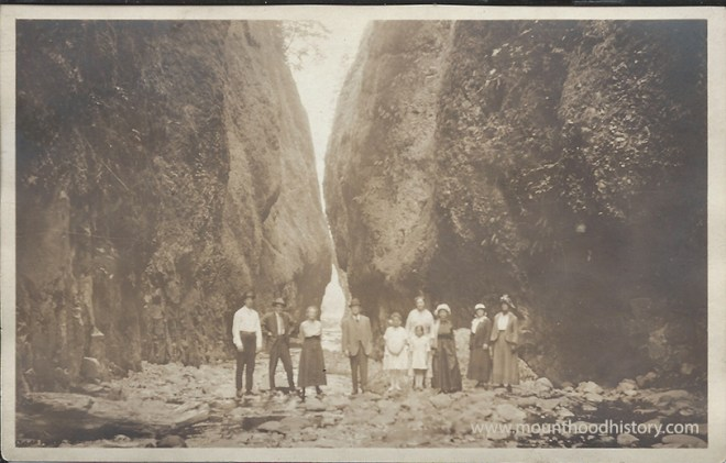 Oneonta Gorge Party