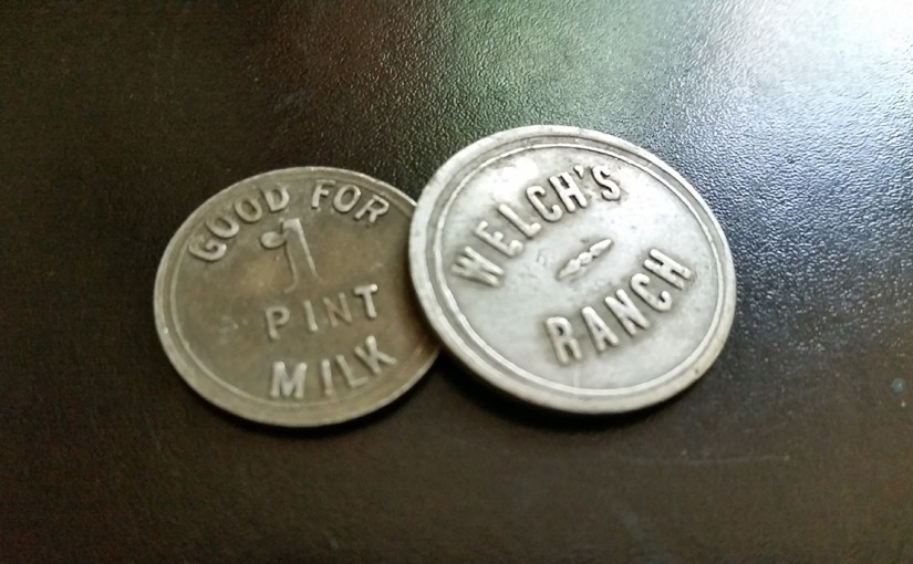 Billy's Milk Shed – Welch's Ranch Tokens