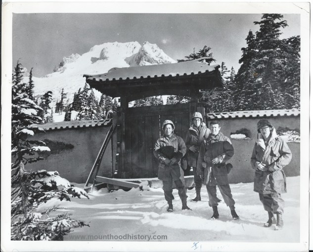 """All The Young Men"" Movie Filmed on Mount Hood"