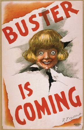 Buster Brown is coming