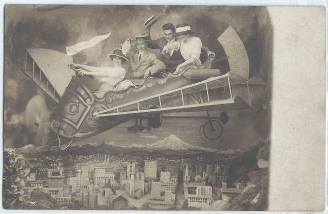 Cal Calvert Airplane