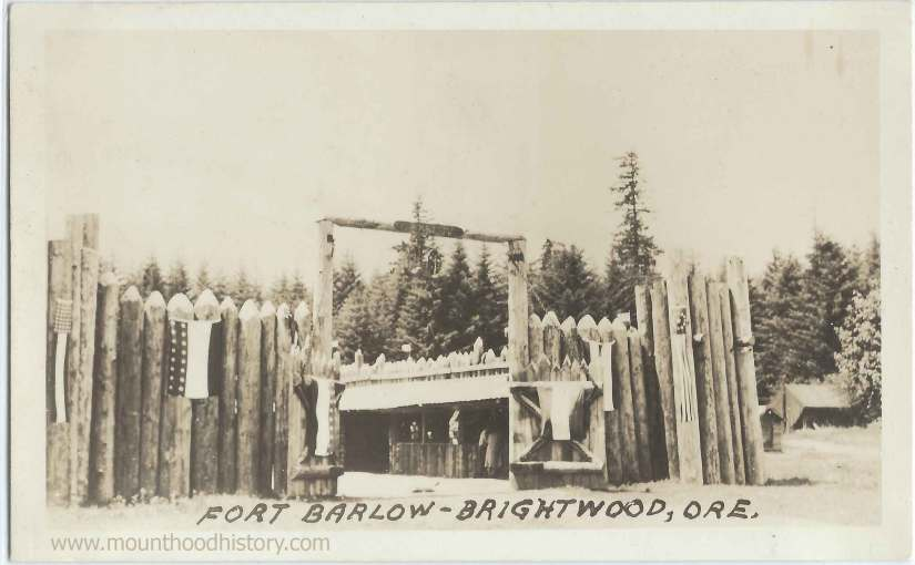 Mt Hood Indian Pageant