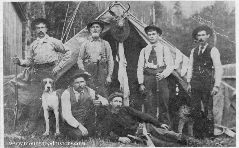 Welches Oregon Pioneer Homesteaders