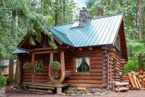 A Typical Steiner Cabin