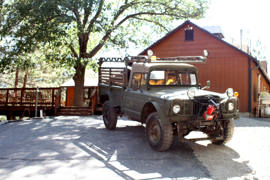 The Camp Jeep