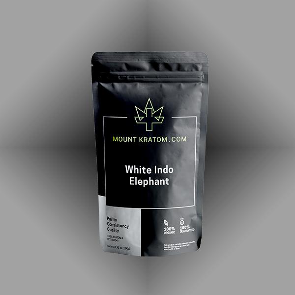 White Indo Elephant Kratom