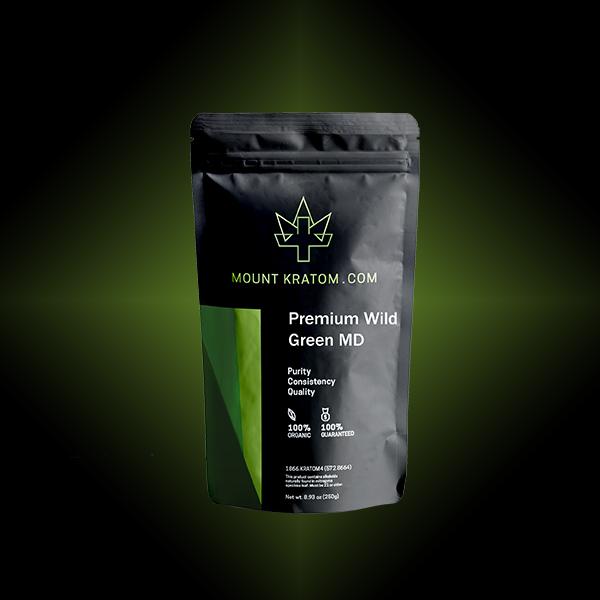 Premium Wild Green MD Kratom